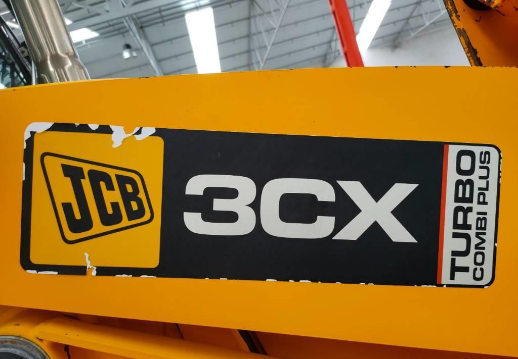 backhoe loader JCB 3 CX 4 T