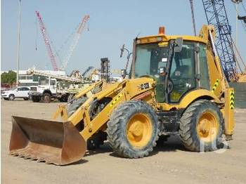 JCB 4CX 4x4x4 - backhoe loader