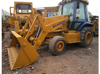 LIUGONG LG956L - backhoe loader