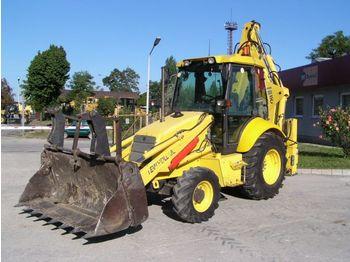 NEW HOLLAND LB110 4PS - backhoe loader