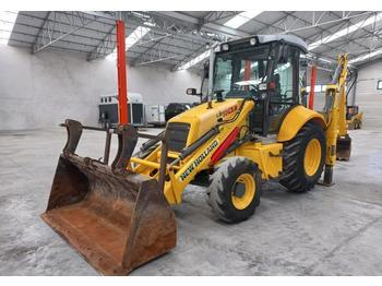 Backhoe loader New Holland B 110