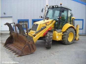 New Holland LB110 - backhoe loader