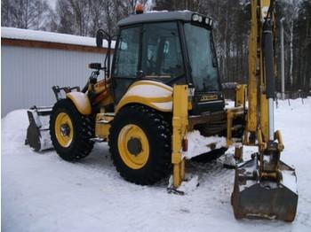 New Holland LB115B  - backhoe loader