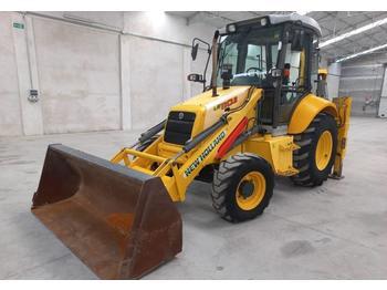 Backhoe loader New Holland LB 110 B
