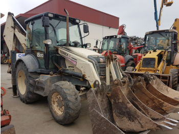 TEREX 820 - backhoe loader