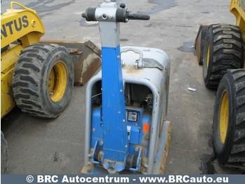 Weber CR 8 CCD - backhoe loader