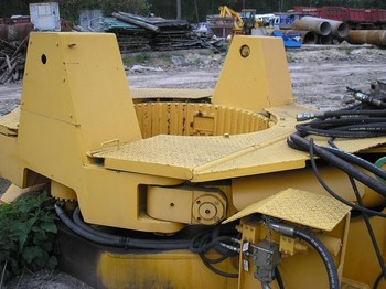 Bauer BV1500 - construction machinery