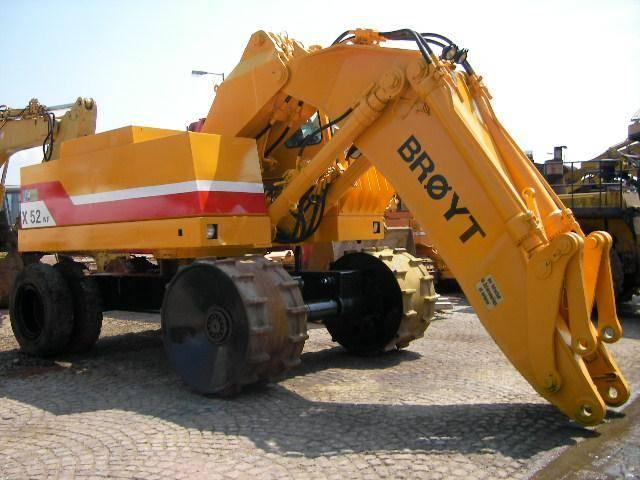 Broyt x 52 1 jahr garantie construction machinery from for Garantie construction
