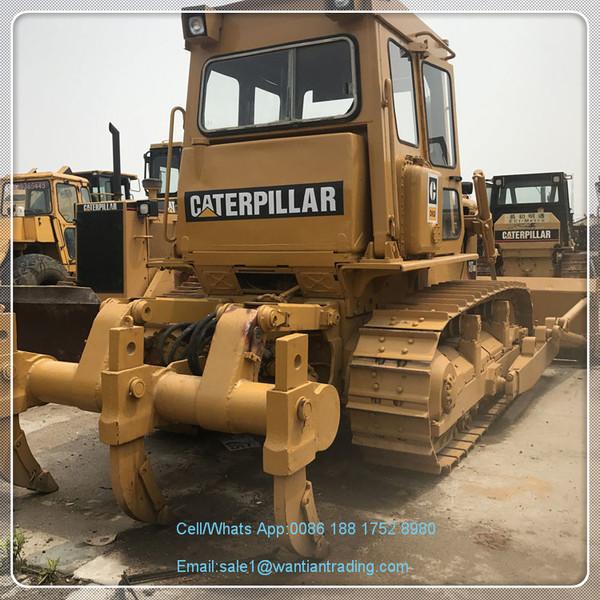 Bulldozer CATERPILLAR D6D - Truck1 ID: 3273389