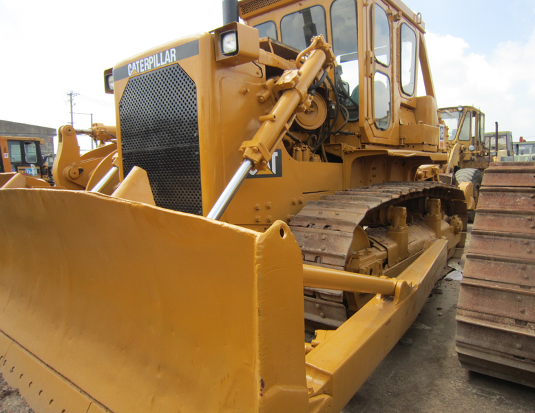 Bulldozer CATERPILLAR D7G - Truck1 ID: 3240499