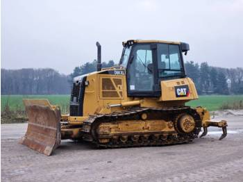 Bulldozer CAT D6K (with Ripper): picture 1