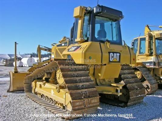 Bulldozer Caterpillar D6 LGP - Truck1 ID: 809837