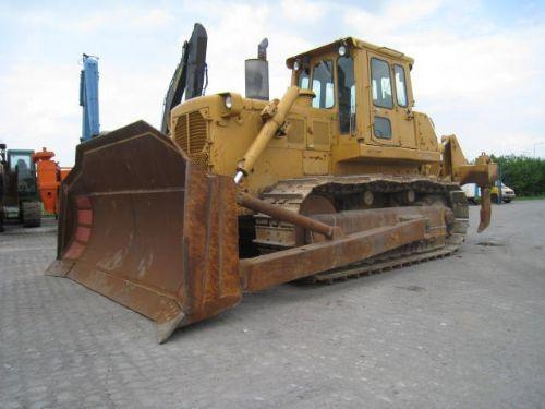 Bulldozer Dresser TD25G - Truck1 ID: 945095