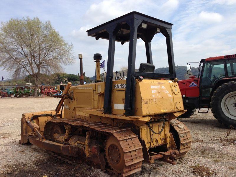 Bulldozer FIAT ALLIS FA120 - Truck1 ID: 1409049