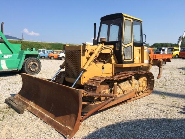 Fiat Allis Dozer Parts : Fiat dozer usato allis bd bulldozer from italy for