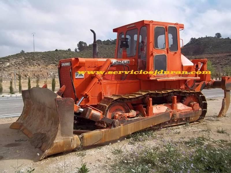Fiat Allis 8b Dozer Parts : Fiat allis ad bulldozer from spain for sale at truck