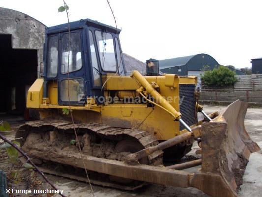 Fiat Allis 14c Parts : Fiat allis fd bulldozer from ireland for sale at truck