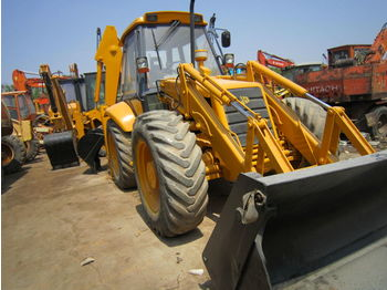 JCB 4CX - bulldozer