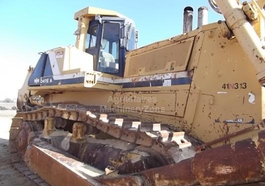 Bulldozer Komatsu 475 - Truck1 ID: 921729