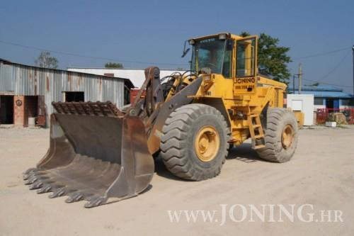 Volvo L 150 D (513) bulldozer from Croatia for sale at Truck1, ID: 808535