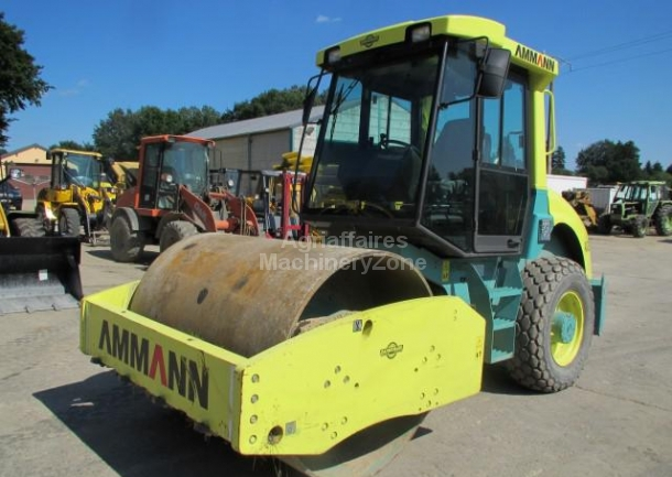 Ammann ASC 90 D compactor from Belgium for sale at Truck1