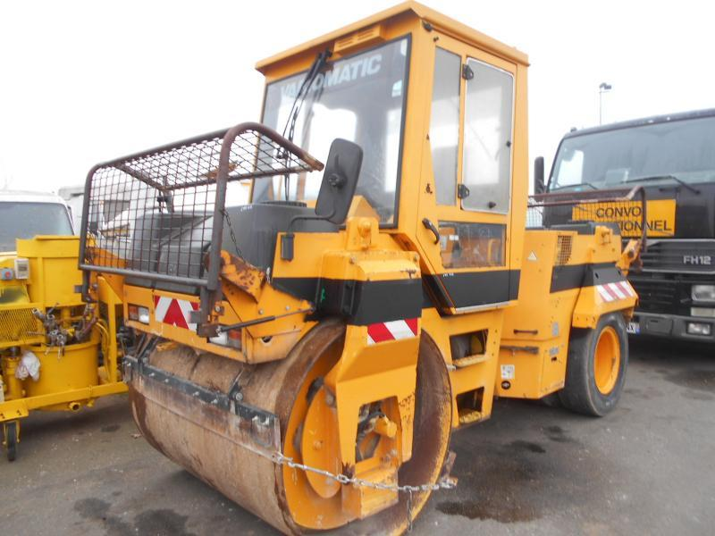 compactor Bomag BW151 AC-2