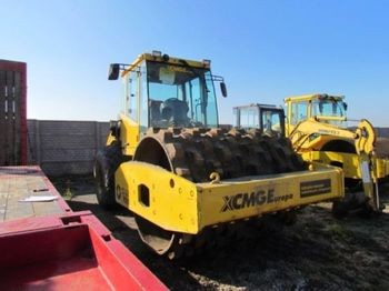 XCMG XS 122 PD/D VERY GOOD! GROUND COMPACTING! - compactor