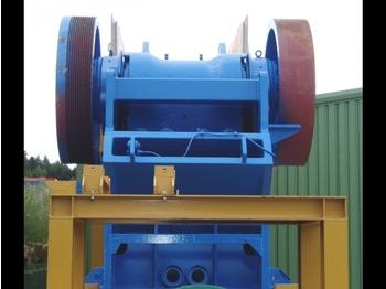 Concasor cu falci SANDVIK JM 1511 HD  - construction machinery