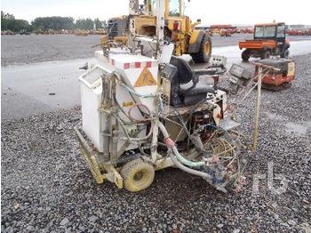 Hofmann HRL100PA Ride On Striping Machine - concrete equipment