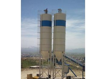 Promax-Star Cement Silo: 100 Tons / Bolted  - concrete equipment
