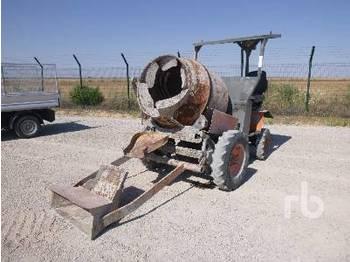 AUSA X500RM 4x4 Self-Loading - concrete mixer