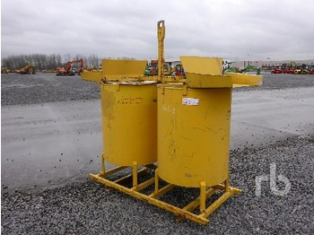 Bauer Obermann Double - concrete mixer