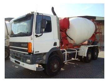 Concrete mixer DAF 85CF-340 6X4: picture 1