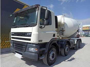 DAF CF85 430 - concrete mixer