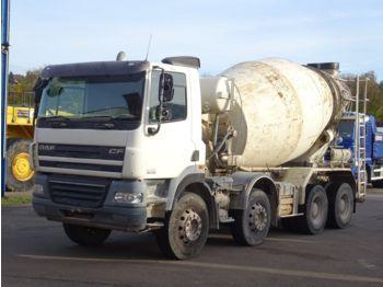 Concrete mixer DAF CF 85-360 8x4 / Liebherr 9m³