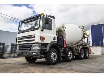 Concrete mixer DAF CF 85.380 + LIEBHERR