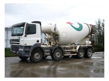Concrete mixer DAF FAD CF85-430: picture 1