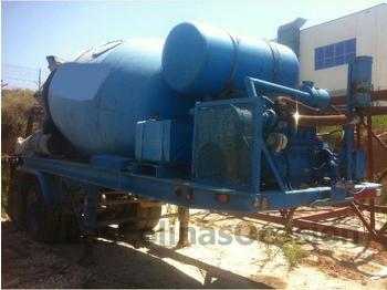 DEUTZ 913 - concrete mixer