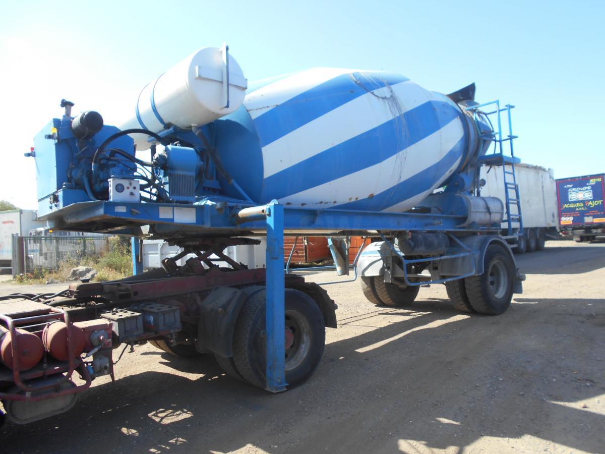 concrete mixer DORGLER DORGLER