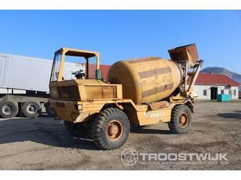 Dieci D644 - concrete mixer