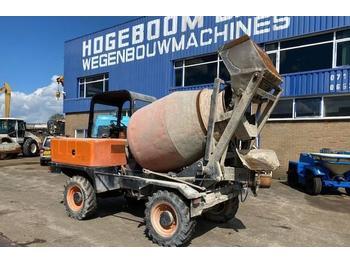 Dieci DH 694  - concrete mixer