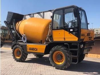 Dieci F7000 Mixer Dumpers - concrete mixer