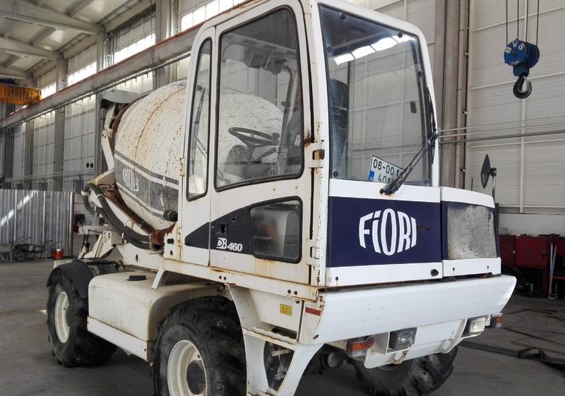 Fiori 460 Cbv.Fiori Db 460 Cbv Concrete Mixer From Turkey For Sale At Truck1 Id