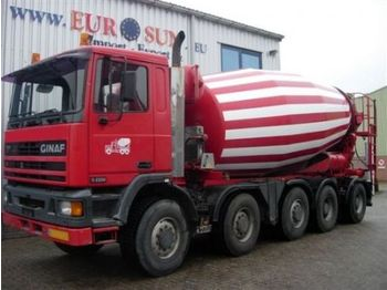 Ginaf Karrena  15 m3 - concrete mixer