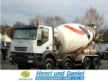 IVECO 380 8x4 Tempomat - concrete mixer
