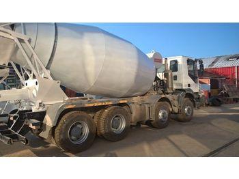 Concrete mixer IVECO SL9