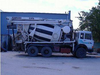 Iveco 330.35, 6x4 - concrete mixer
