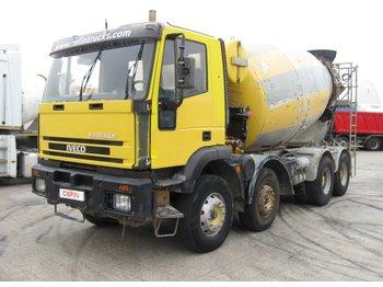 Concrete mixer Iveco 340eh eurotrakker