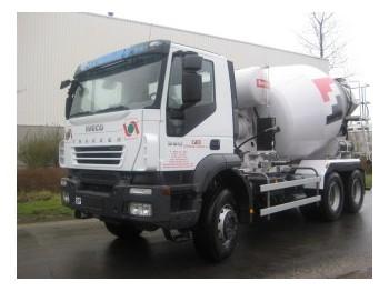 Iveco AD260T36B 6X4 EURO5 - concrete mixer
