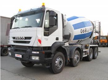 Concrete mixer Iveco Ad340t41b